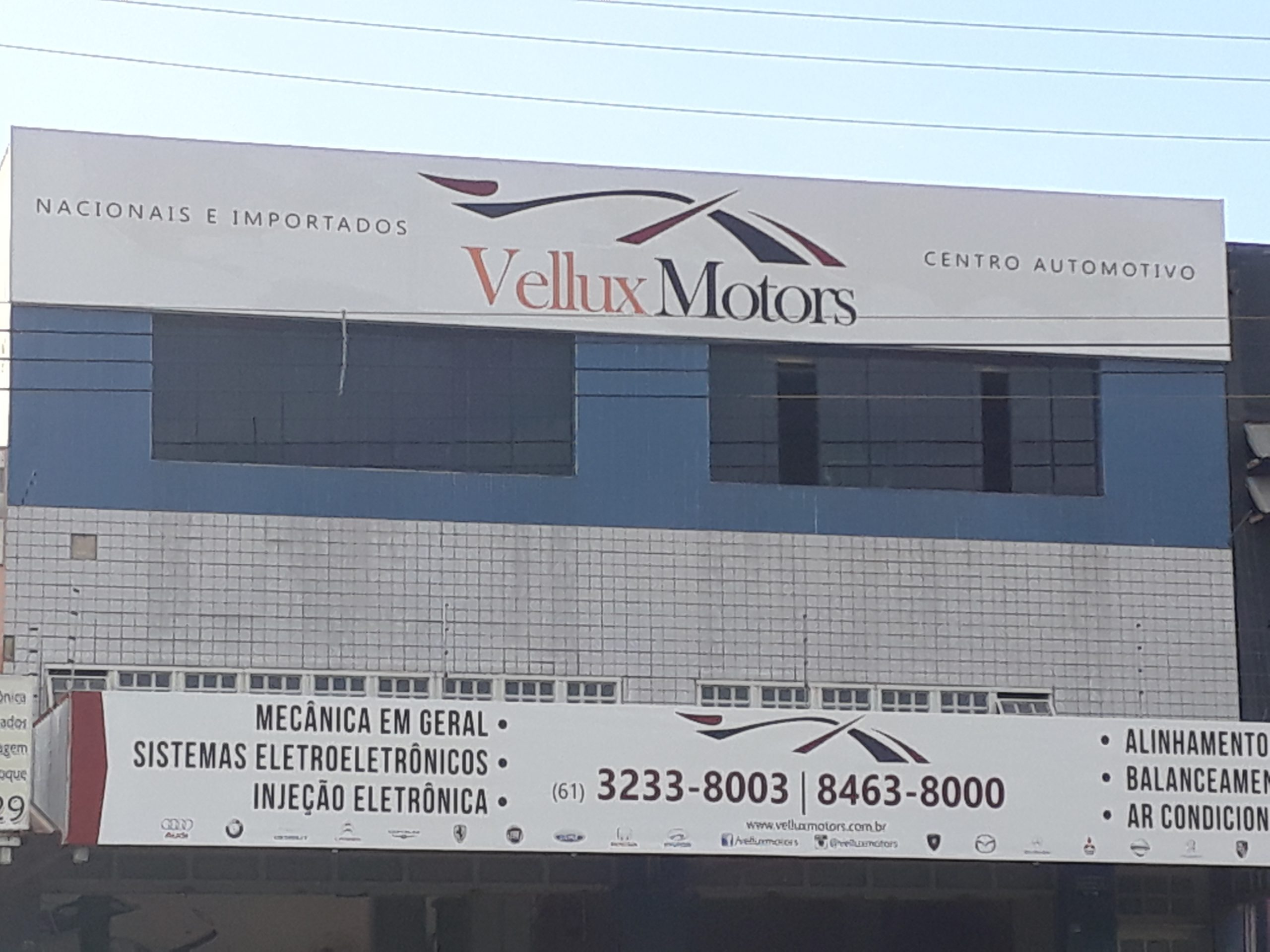 Photo of VELLUX MOTORS, CENTRO AUTOMOTIVO, SOF NORTE