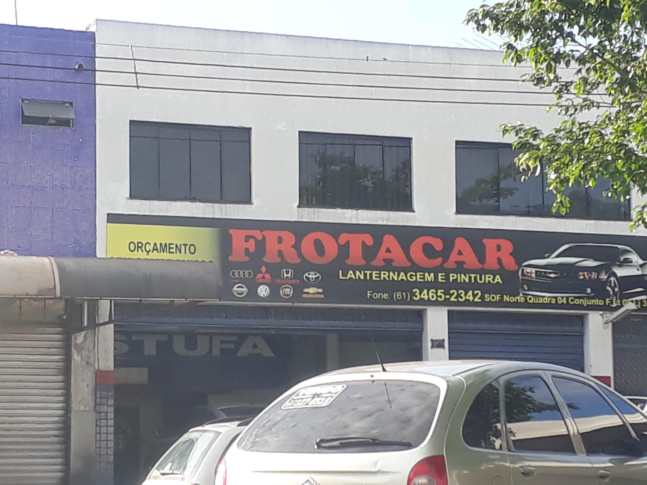 Photo of FROTACAR, LANTERNAGEM E PINTURA, SOF NORTE