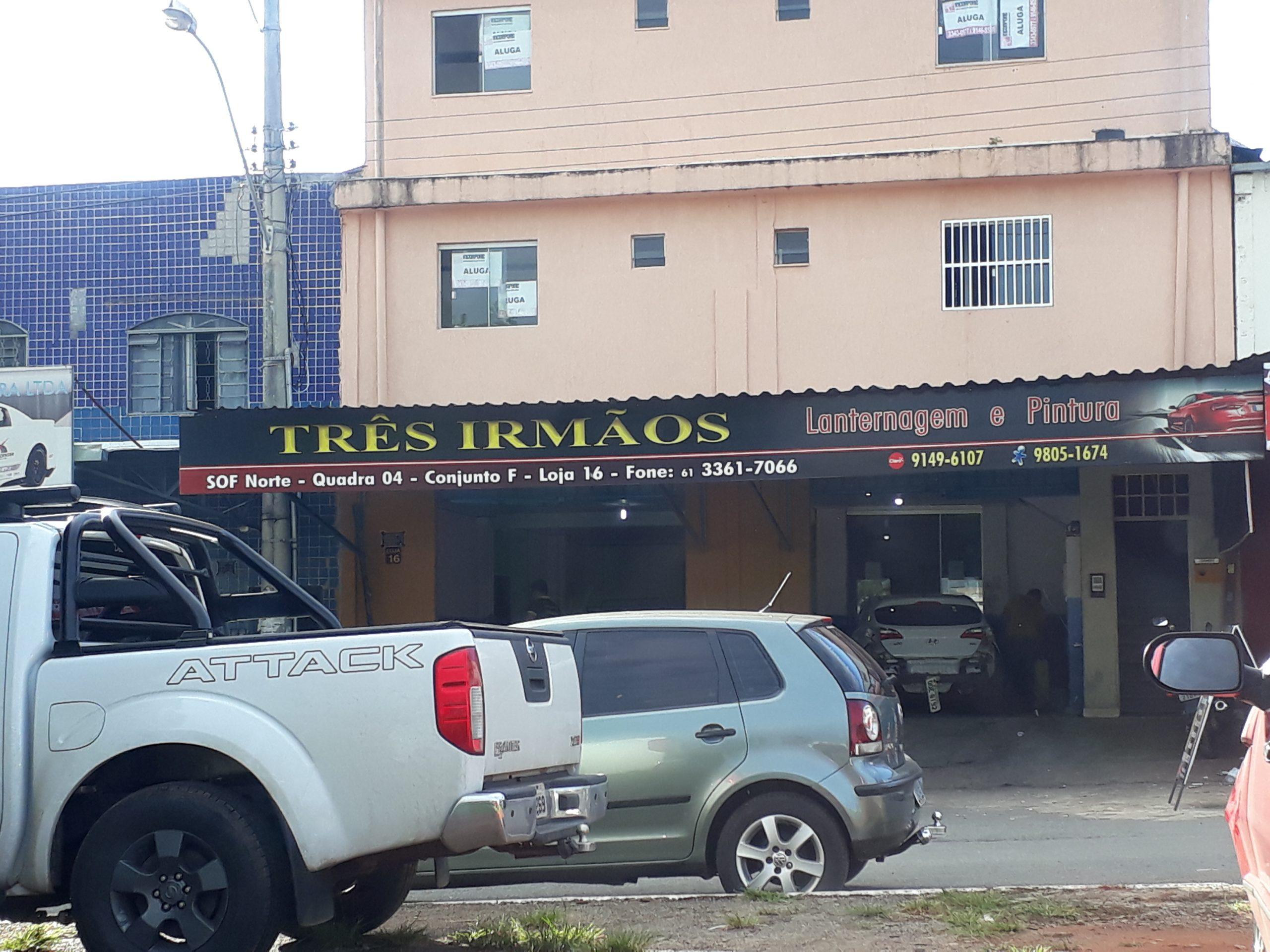 Photo of TRÊS IRMÃOS LANTERNAGEM E PINTURA, SOF NORTE