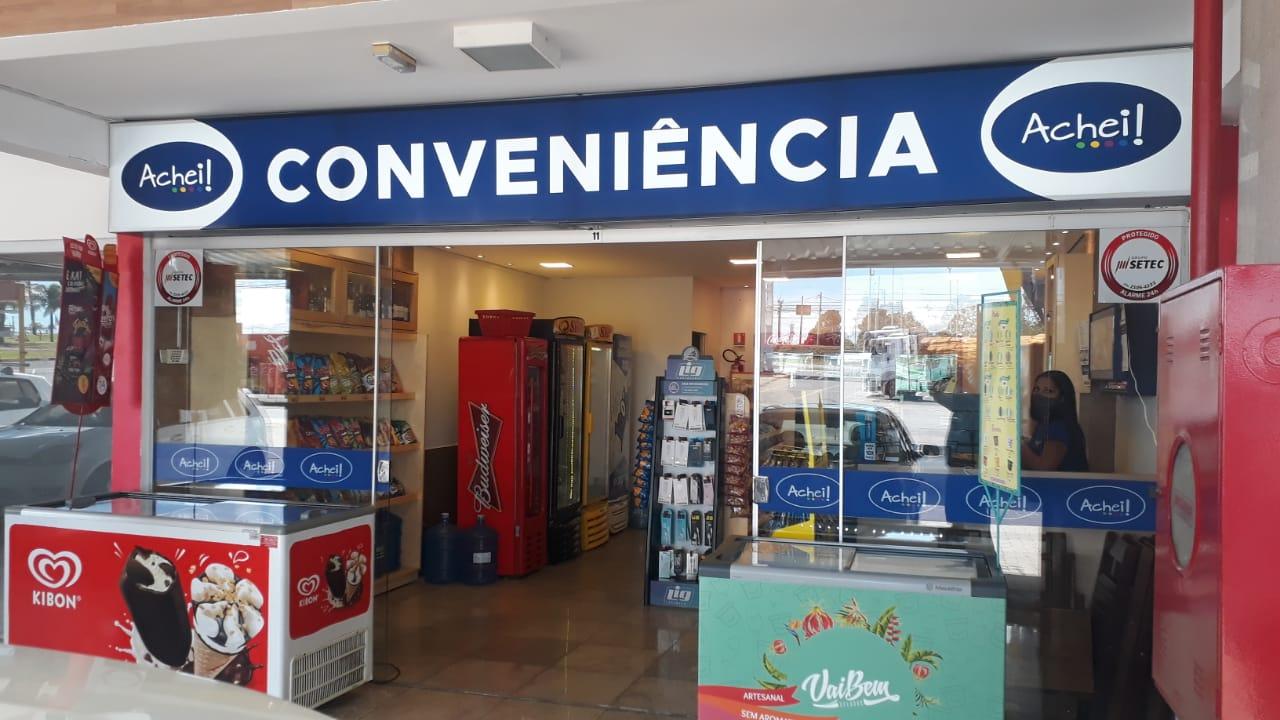 Achei Conveniência Altana Shopping, subida do colorado