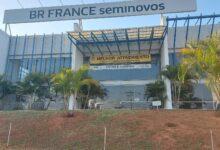 BR France Seminovos, Comércio do Taquari, Subida do colorado