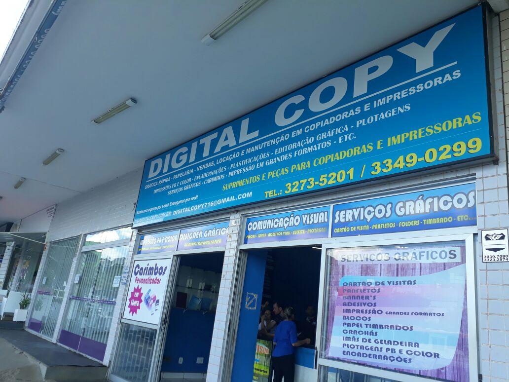 Photo of Digital Copy, Gráfica Asa Norte, 716 Norte, Bloco A