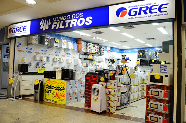 Photo of Mundo dos Filtros | Alameda Shopping