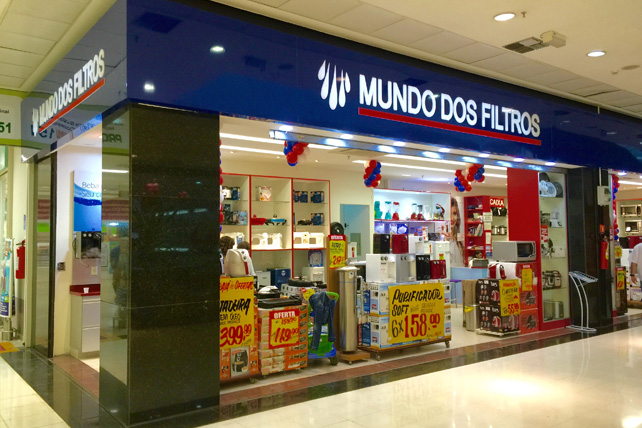 Photo of Mundo dos Filtros | Boulevard Shopping