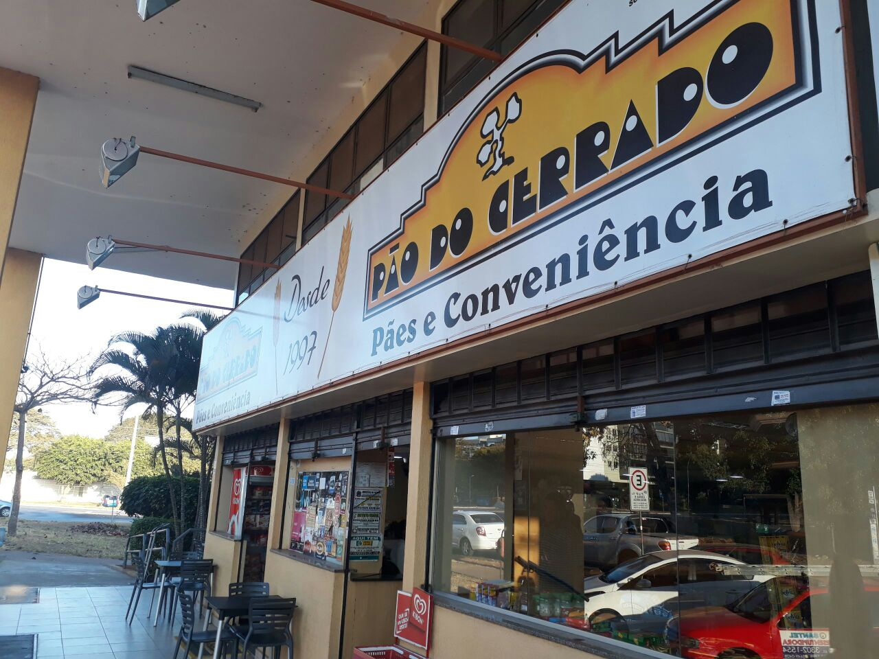 Padaria Pão do Cerrado, Pães e Conveniência, Bloco A, da 411 Norte, Asa Norte, Brasília