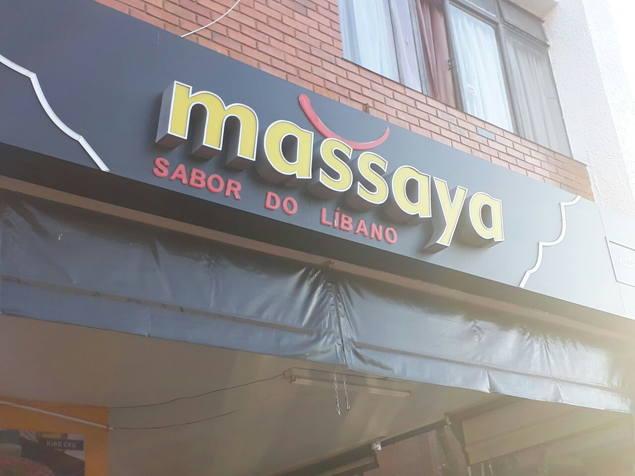Restaurante Massaya, Sabor do Libano, comida libanesa, 411 Norte, Asa Norte, Brasília