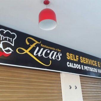 Restaurante e Bar Zucas, caldos, peticos variados, Bloco B, da 411 Norte, Asa Norte, Brasília