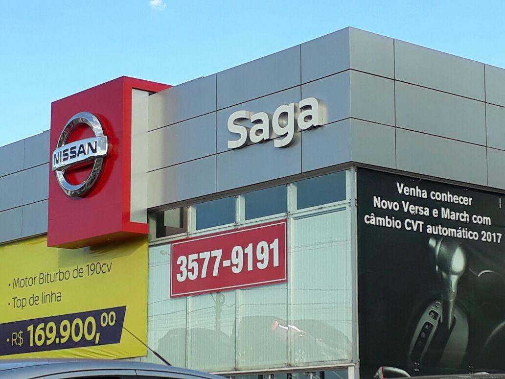 Photo of Saga Nissan, é na subida do colorado!