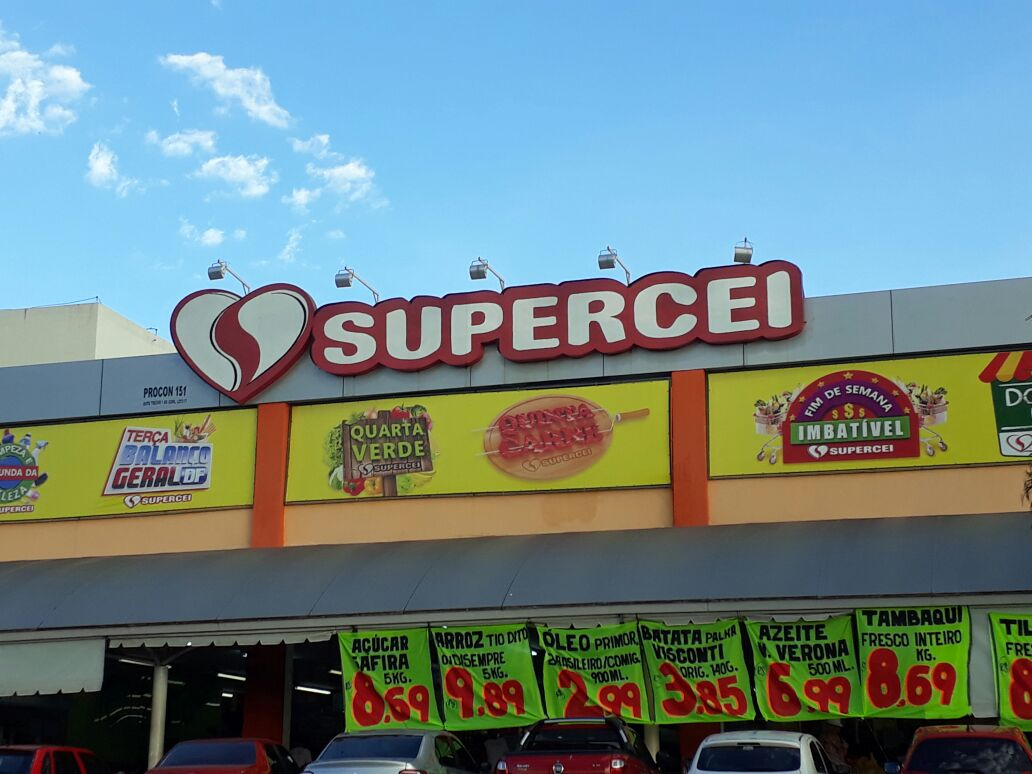 Photo of Supercei Supermercado, Taquari, Subida do Colorado