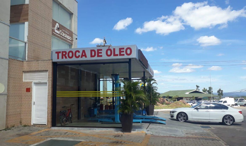 Troca de Óleo Altana Shopping, subida do colorado