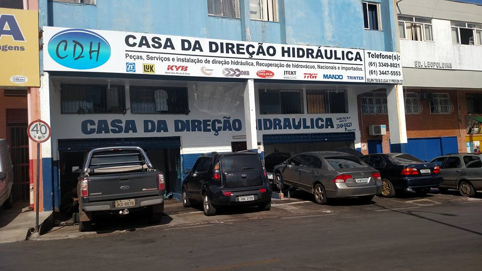 Photo of Casa da Direção Hidráulica, 708 Norte, Bloco G, Asa Norte