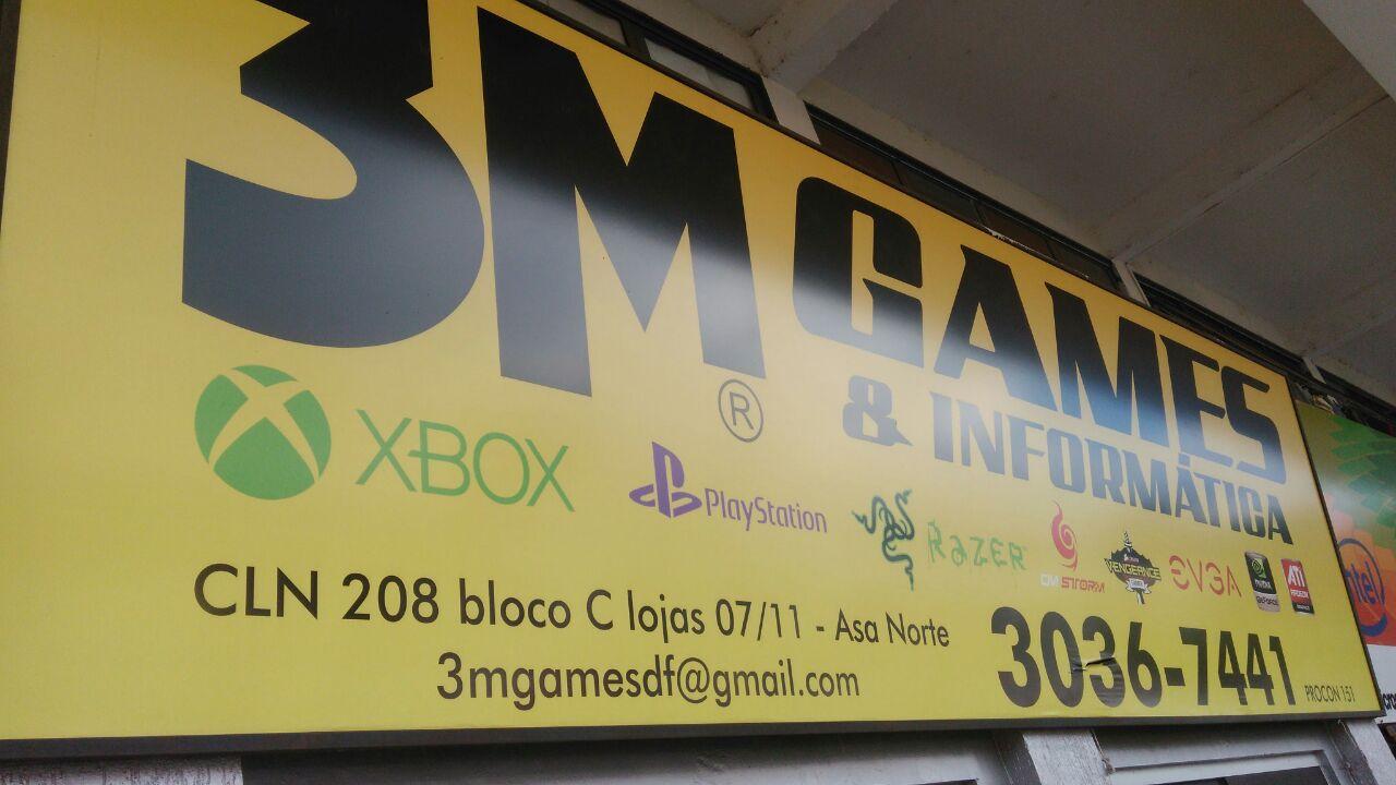 Photo of 3M Games e Informática CLN 208, Asa Norte
