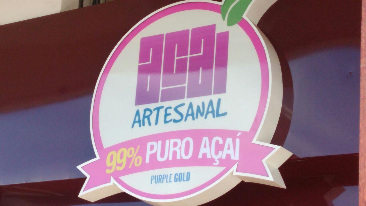Açai Artesanal, 99% puro açai, purple gold, CLN 402, Norte, Bloco D, Asa Norte, Comércio Brasilia