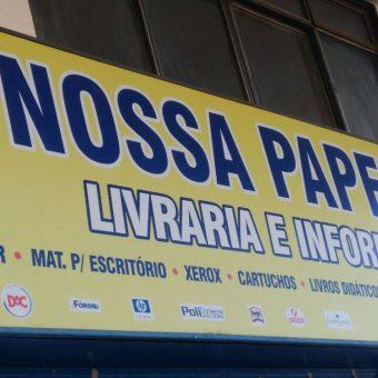 A Nossa Papelaria, Livraria e Informática, CLN 403, Norte, Bloco A, Asa Norte, Comércio Brasilia