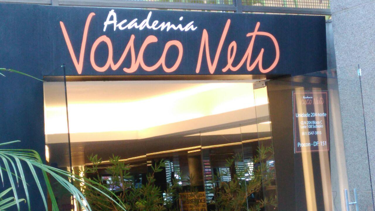 Academia Vasco Neto, CLN 204, Norte, Bloco D, Asa Norte, Comércio Brasilia