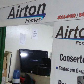 Airton Fontes, CLN 207, Bloco C, Asa Norte, Comércio Brasilia