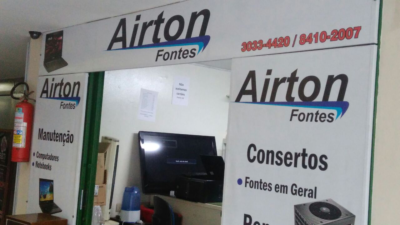 Photo of Airton Fontes Informática e Eletrônica CLN 207 Asa Norte