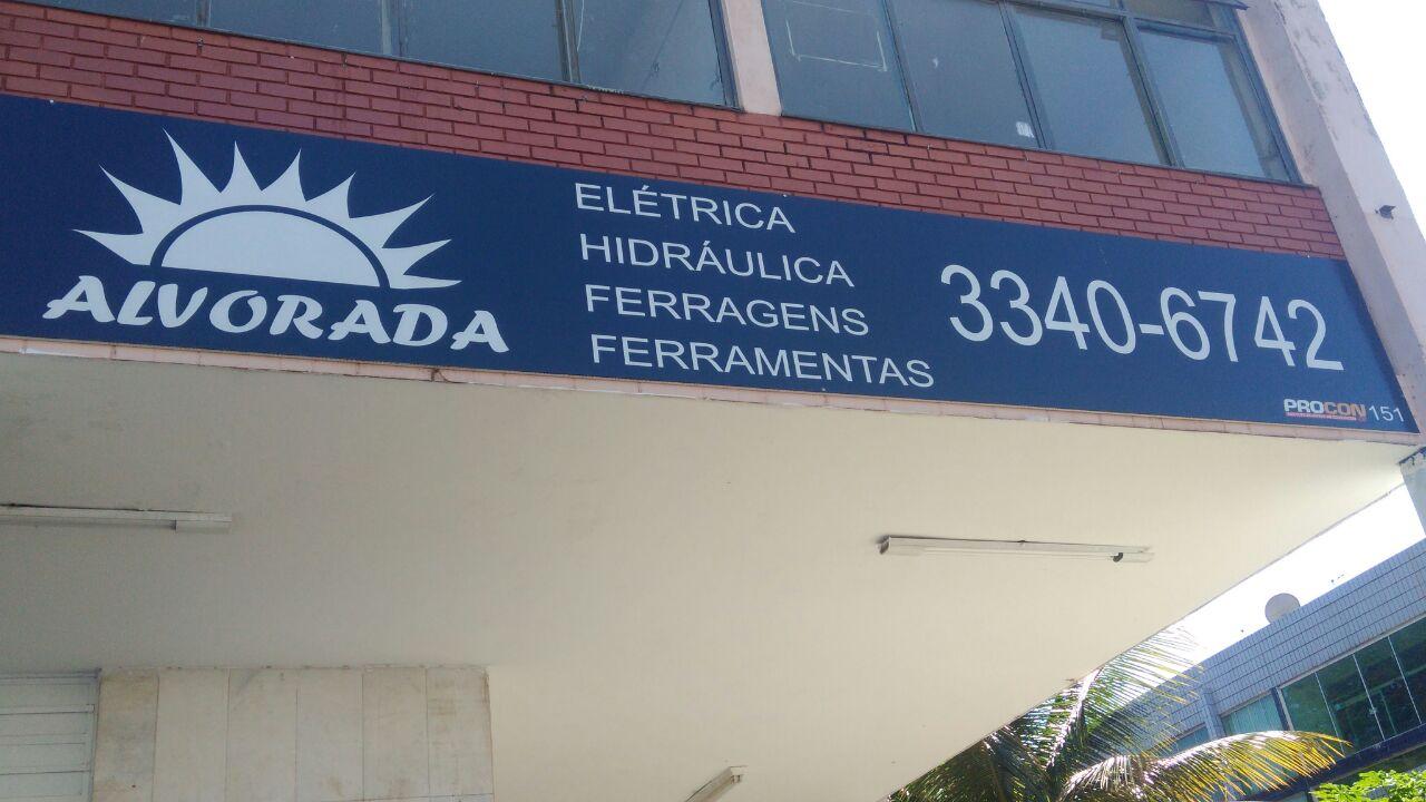 Photo of Alvorada, Elétrica, SCLN 405 Asa Norte