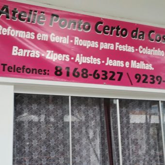 Atelie Ponto Certo Cosutras, 212 Norte, Bloco C, Asa Norte, Comercio Brasilia