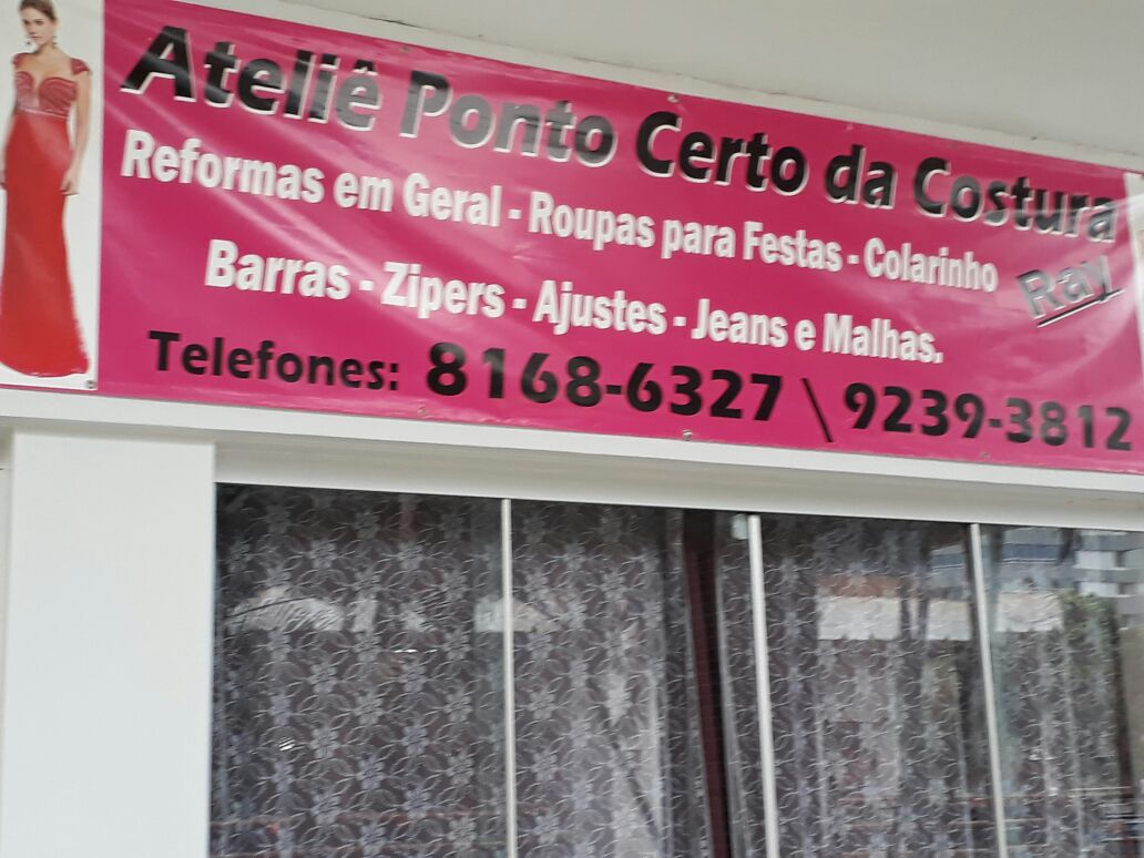 Photo of Atelie Ponto Certo Costuras, 212 Norte, Asa Norte