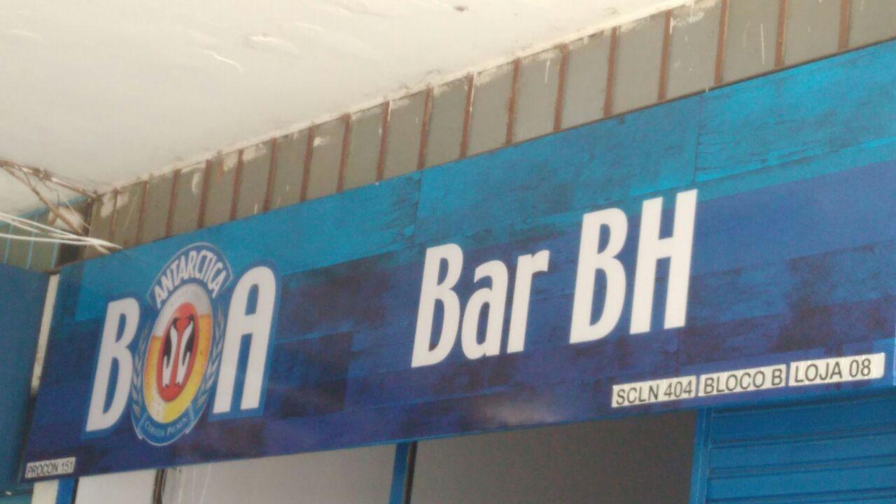 Bar BH, SCLN 404, Norte, Bloco B, Asa Norte, Comércio Brasilia