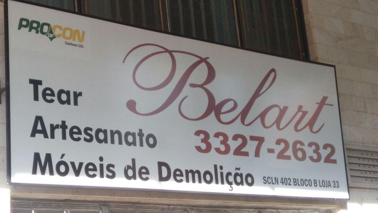 Belart, Tear, Artes, Móveis de Demolição, CLN 402, Norte, Bloco B, Asa Norte, Comércio Brasilia