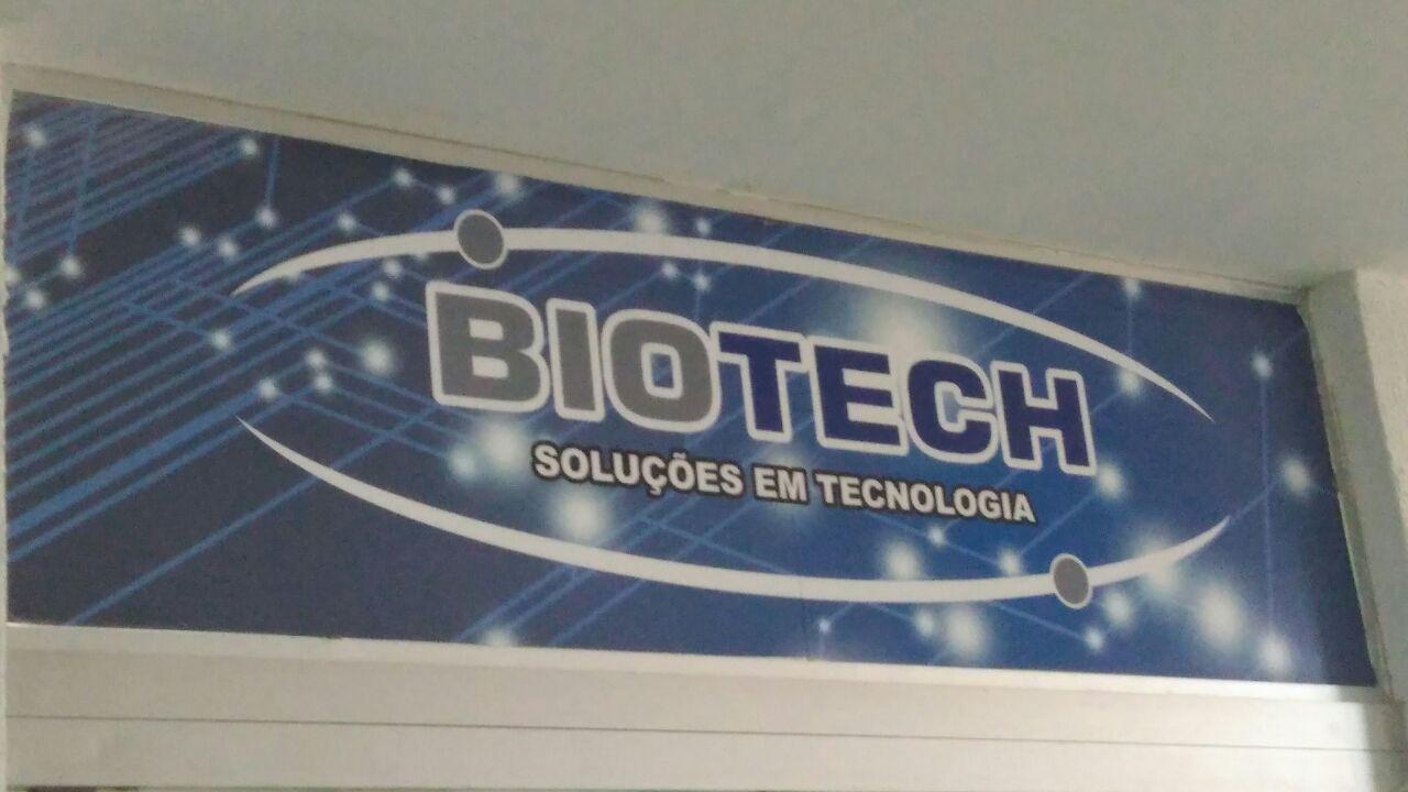 Biotech Soluções em Tecnologia, CLN 208, Bloco A, subsolo, Asa Norte, Comércio Brasilia