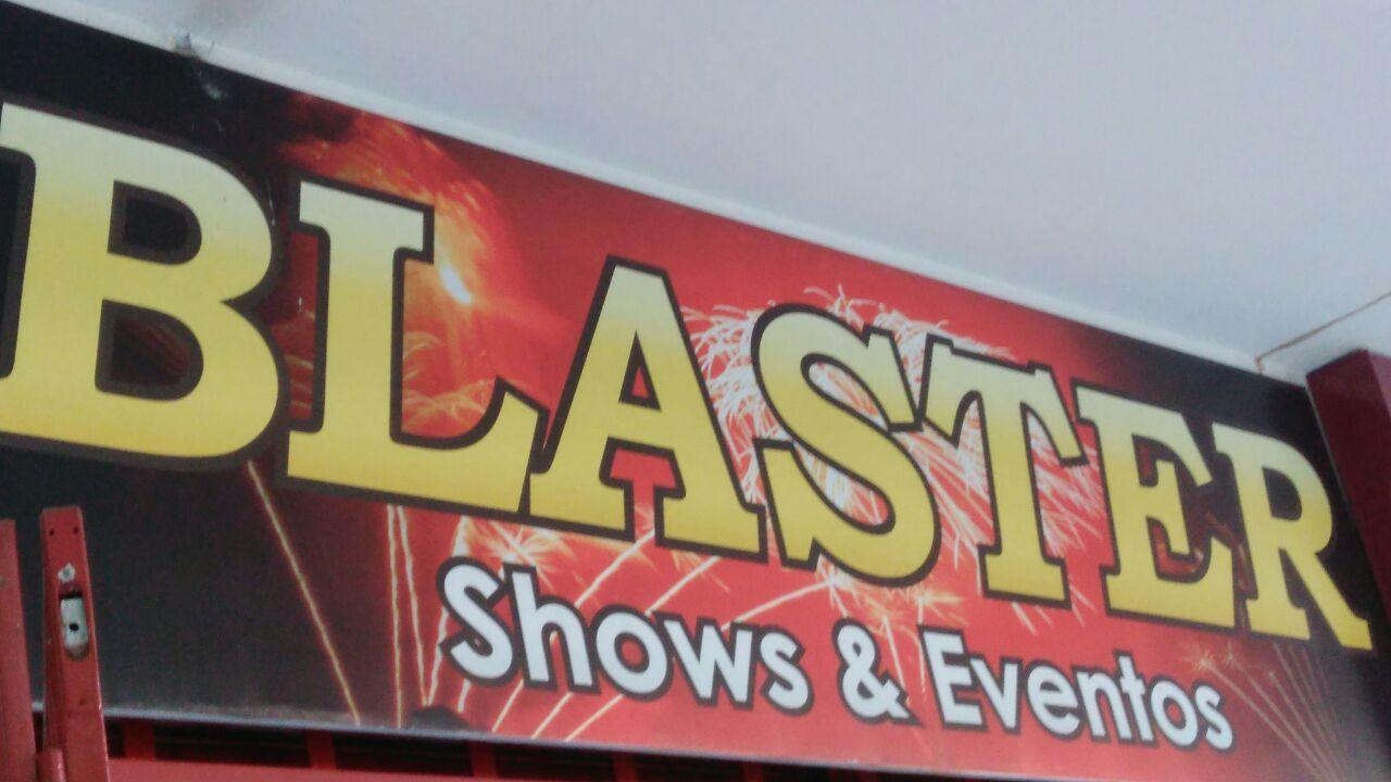 Blaster, Show e Eventos, Fogos de artifício, CLN 204, Norte, Bloco D, Asa Norte, Comércio Brasilia