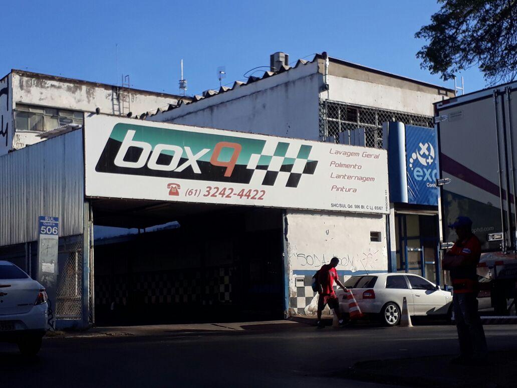 Photo of Box 9, Lavagem Geral, SHC Sul 506, Asa Sul,