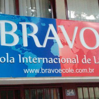 Bravo! Escola Internacional de Línguas, SCLN 406, Bloco A, Asa Norte, Comercio Brasilia