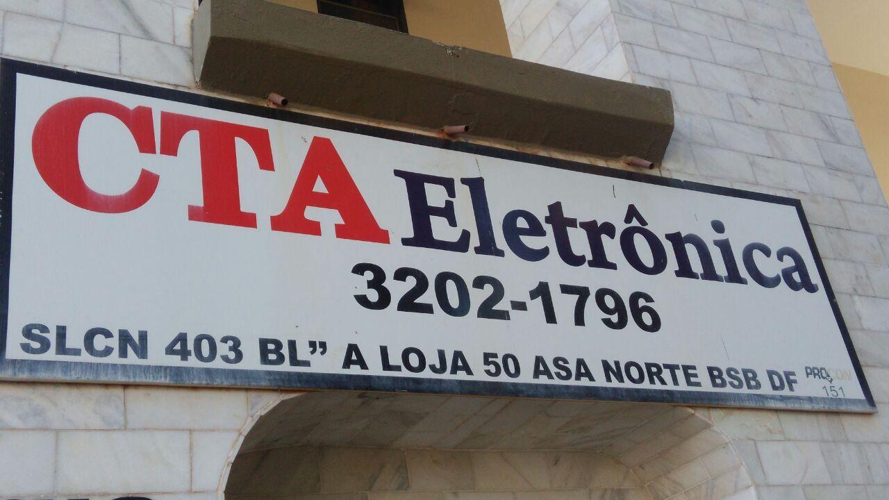 CTA Eletrônica, CLN 403, Norte, Bloco A, Asa Norte, Comércio Brasilia