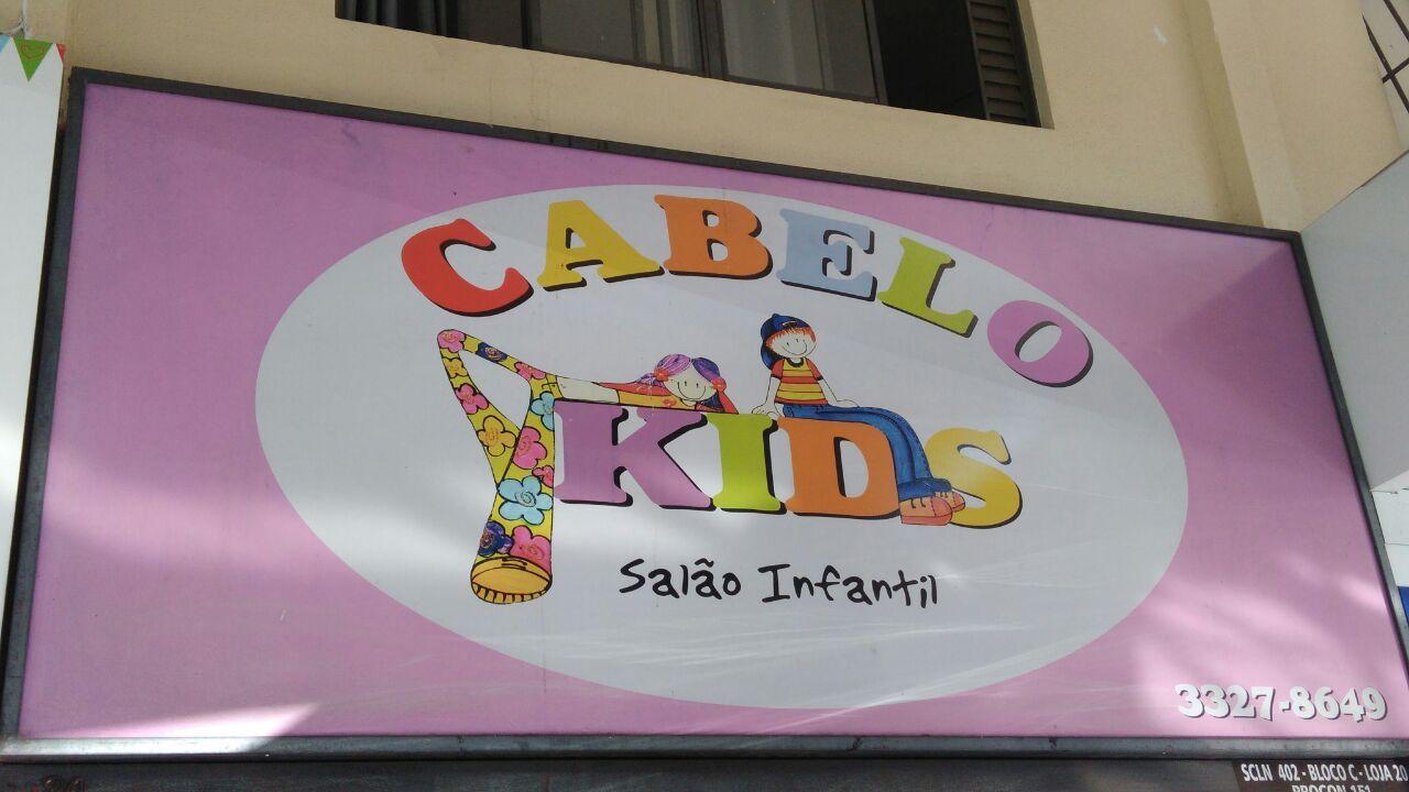 Cabelo Kids, Salão de Beleza Infantil, CLN 402, Norte, Bloco C, Asa Norte, Comércio Brasilia