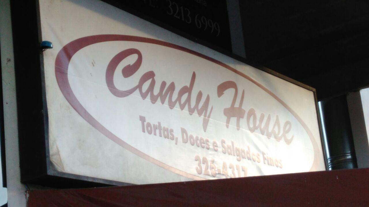 Candy House, tortas, doces e salgados finos, CLN 203, Bloco C, Asa Norte, Comercio Brasília