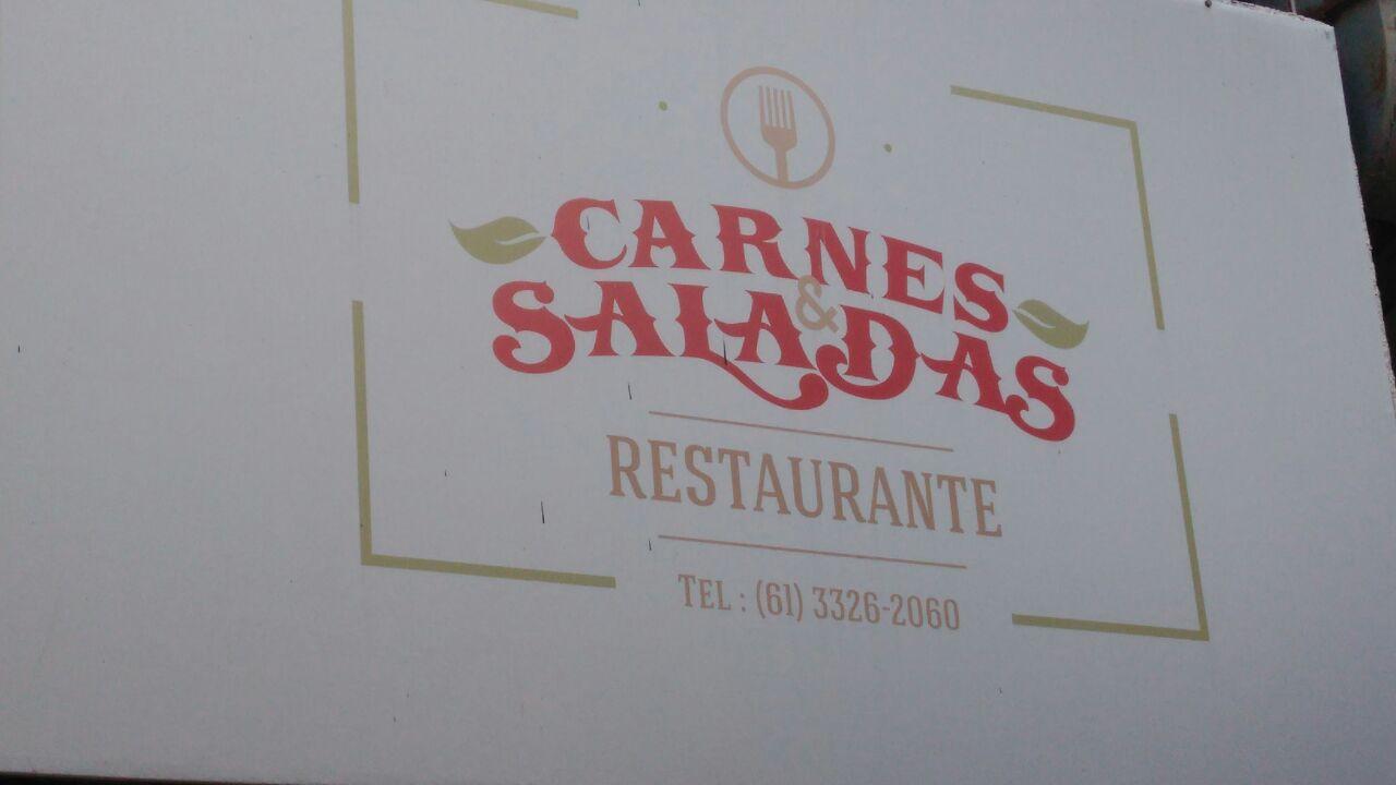Carnes e Saladas Restaurante, SCLN 204, Norte, Bloco B, Asa Norte, Comércio Brasilia