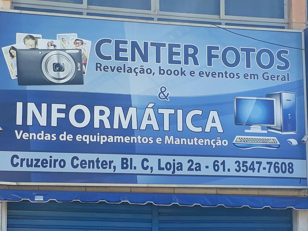 Photo of Center Foto e Informática, Cruzeiro Center, Cruzeiro