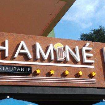Chaminé Bar e Restaurante, CLN 402, Norte, Bloco A, Asa Norte, Comércio Brasilia