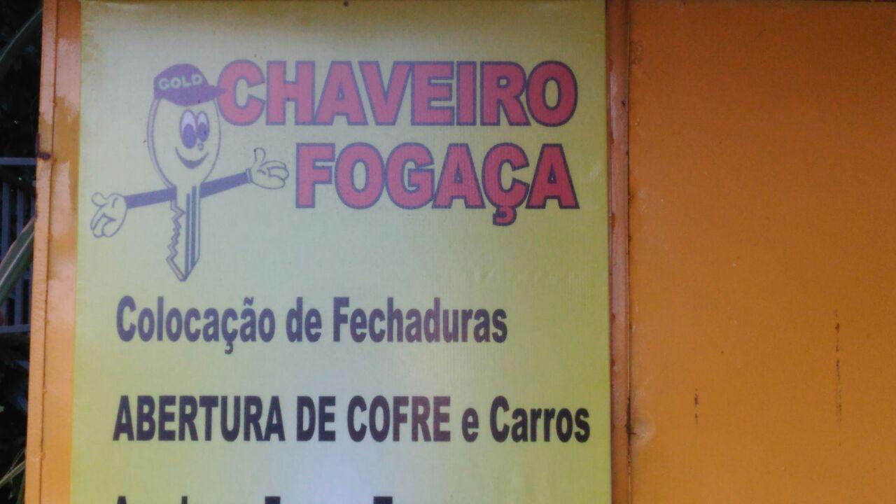 Chaveiro Fogaça, colocação de fechaduras, abertura de cofres e carros, SCLN 204, Norte, Bloco B, Asa Norte, Comércio Brasilia
