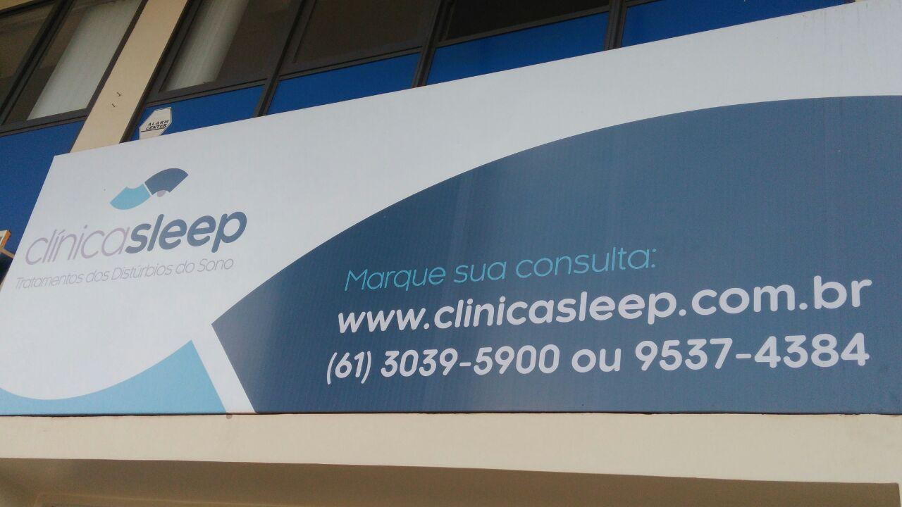 Clinica Sleep, Tratamentos dos disturbios do sono, CLN 207, Rua da informática, Bloco C, Asa Norte, Comércio Brasilia