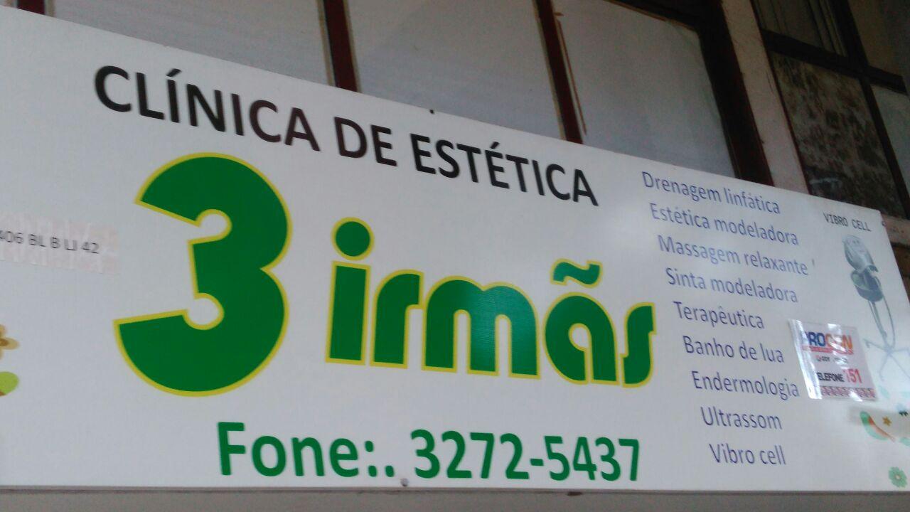 Clinica de Estética 3 Irmãs, SCLN 406, Bloco A, Asa Norte, Comercio Brasilia