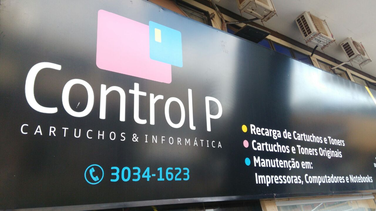 Photo of Control P, Cartuchos e Informática CLN 207, Asa Norte