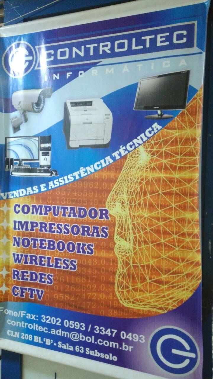 Photo of Controltec Informática, CLN 208, Asa Norte