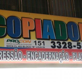 Copiadora, Impressão, Encadernação, Plastificação, CLN 402, Norte, Bloco A, Asa Norte, Comércio Brasilia