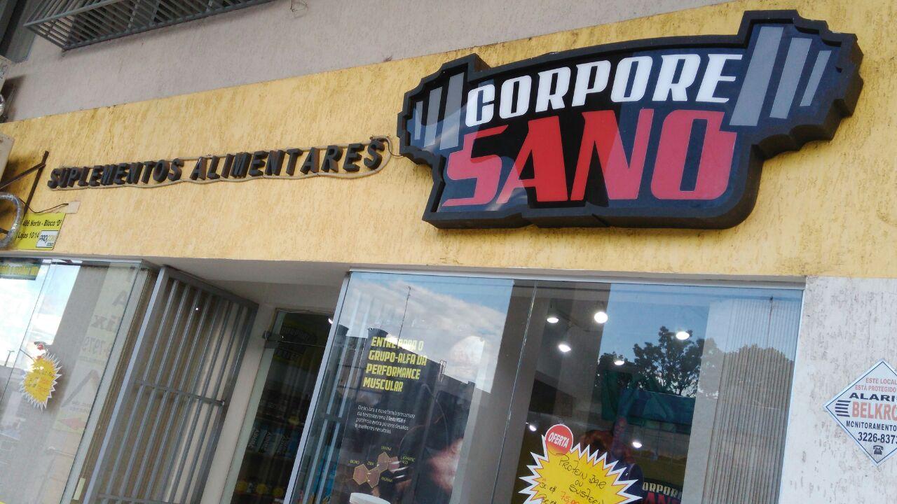 Corpore Sano, Suplementos Alimentares, CLN 406, Bloco E, Asa Norte, Comercio Brasilia
