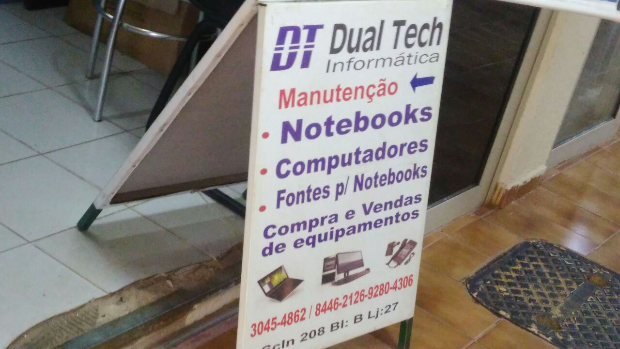 Photo of DT Dual Tech Informática e Manutenção CLN 208, Asa Norte
