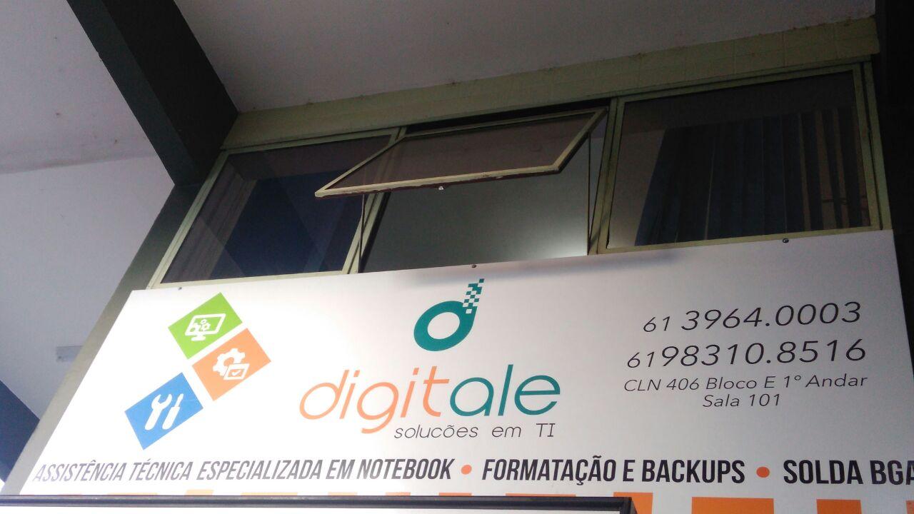 Photo of Digitale Soluções em TI, CLN 406, Asa Norte