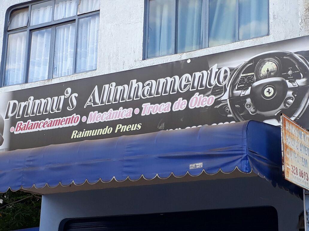 Photo of Drimus Alinhamento, 704 Norte, Asa Norte
