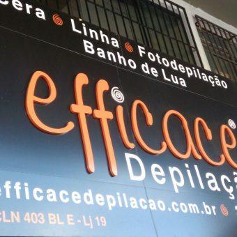 Efficace Depilação, CLN 403, Norte, Bloco E, Asa Norte, Comércio Brasilia