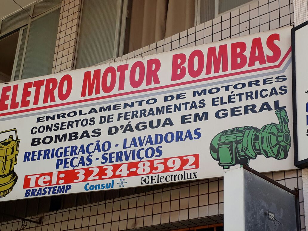 Photo of Eletromotor e Bombas, Cruzeiro Center, Cruzeiro