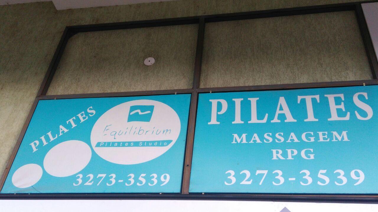 Equilibrium Pilates, Massagem, RPG, CLN 406, Bloco E, Asa Norte, Comercio Brasilia
