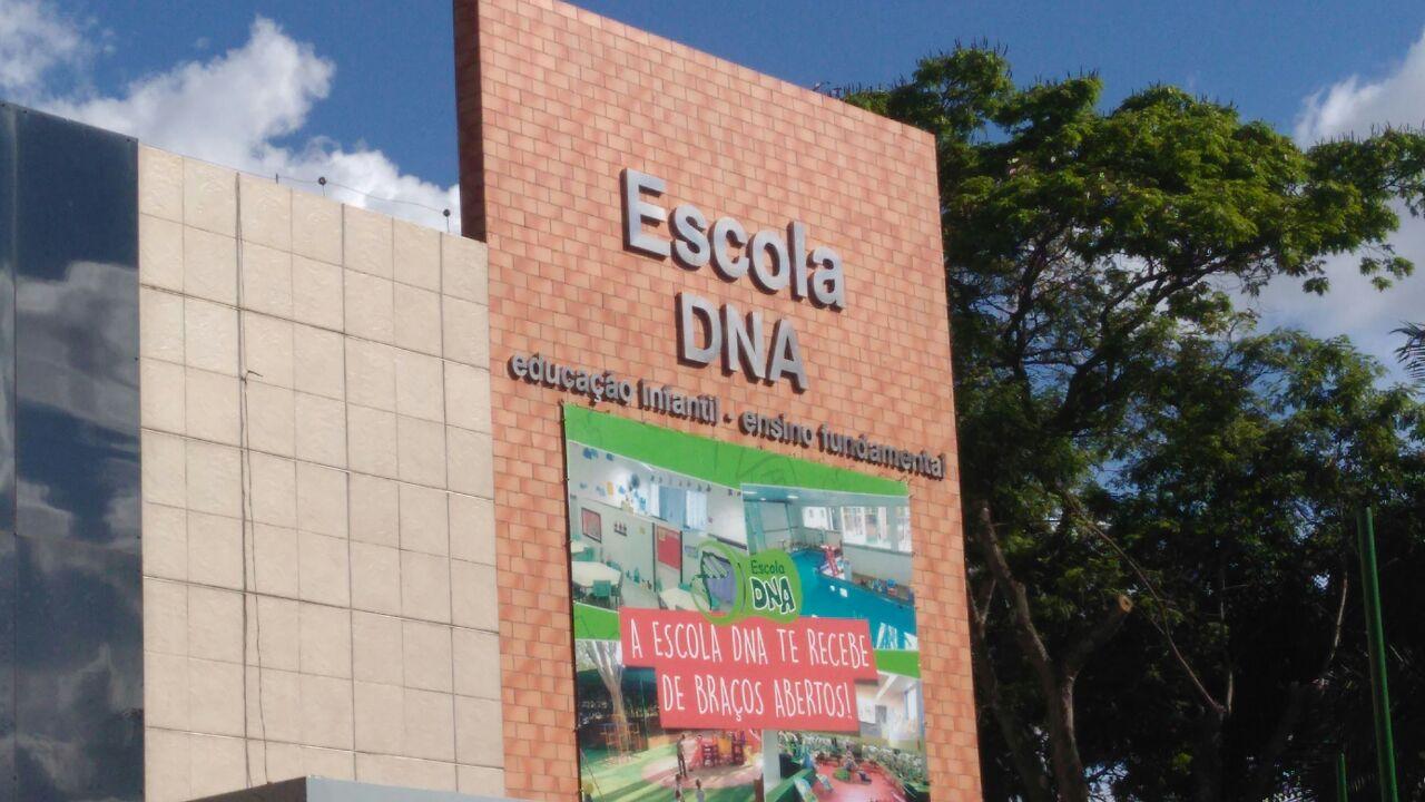 Escola DNA, Educação Infantil, Ensino Fundamental, Entrequadas 204 404 Norte, Asa Norte, Comércio Brasilia